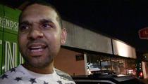 NBA's Jared Dudley -- Flip Flops On Kobe Bryant ... Put Him On Team USA (VIDEO)