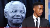 Nelson Mandela's Grandson Arrested for Rape