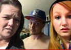 Rosie O'Donnell -- Daughter Found Hanging With Heroin Convict