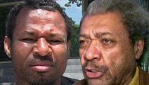 'Sugar' Shane Mosley -- Get Me to Miami, Stat! Don King's Trying to Screw Me
