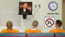 Jerry Springer -- TV Show Triggers Prison Fight