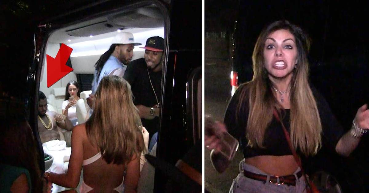 Jason Derulo -- Major Groupie Soap Opera ... Shut Out of the Party! (VIDEO)