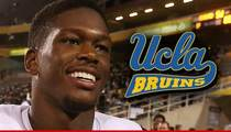UCLA Football Star -- SUSPENDED INDEFINITELY ... After Allegedly Robbing Uber Driver