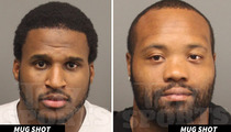 SF 49ers Players -- Pose for Cop Cam ... In Rape, Sexual Battery Case