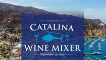 'Step Brothers' Film -- Catalina Wine Mixer Going Down ... For Real