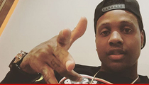 Lil Durk -- Tour Bus Hit by Gunfire, Man Dies Before Concert