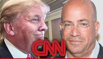Donald Trump -- I'm Making You RICH, CNN ... Donate Your Profits