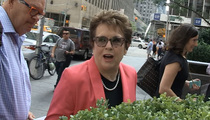 Billie Jean King -- Serena's the Best Tennis Player Ever