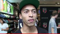 Pro Skater Nyjah Huston -- MENACE 2 SOCIETY?! ... Facing 10 Criminal Charges