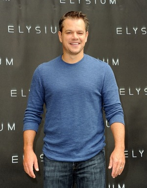 Matt Damon -- Through the Years