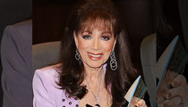 Legendary Novelist Jackie Collins -- Dead at 77