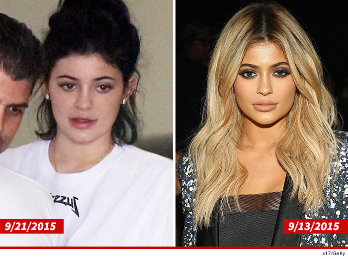 Kylie Jenner Most Shocking Photo This Really Is Her