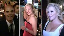 Emmys -- Stars Swarm Hollywood (VIDEO)