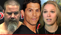 Tank Abbott -- RIPPED BY UFC LEGENDS ... You're a Drunken Moron