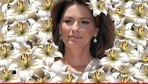Shania Twain -- Nothing Impresses Me Much ... On Tour