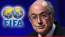 FIFA Prez Sepp Blatter -- Swiss Start Search and Seizure in Corruption Probe