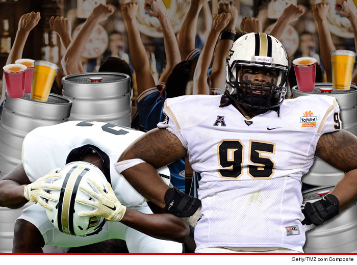 Ucf Knights Football Yeah We Suck But Our Fans Get Free Beer