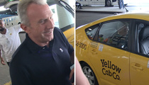 Joe Montana -- Hails a Yellow Cab ... It's Just Not Fair.