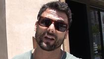 'Baywatch' Star Jeremy Jackson -- Brought a Knife to Our Car Fight ... Woman Claims