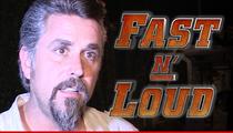 'Fast N' Loud' Host -- I Got Screwed Promoting O-O-O O'Reilly, Auto Parts ... OH!!!