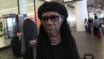 Music Legend Nile Rodgers -- Working His Magic with Lady Gaga, Keith Urban and Maybe ... Justin Bieber? (VIDEO)