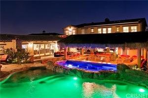 Alfonso Ribiero's New Granada Hills Home