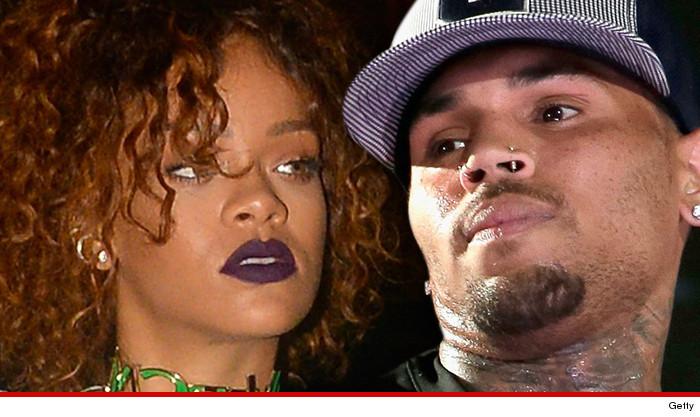Rihanna beat the fuck up