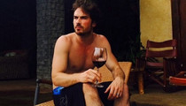 Drink in 10 Thirsty Shots of Ian Somerhalder to Quench Your 'Diaries' Cravings