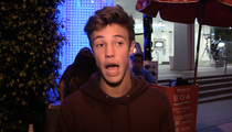 Cameron Dallas -- Caleb Logan Bratayley's Fans Deserved Periscope of Funeral (VIDEO)