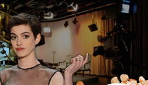 Anne Hathaway -- This Just Hen ... You Screwed Up My Eggs, 4 Times!!!