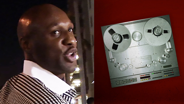 Lamar Odom Snorting Cocaine At Brothel Popping Mystery Pills