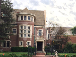 AHS: Murder House -- Filming For New 'Hotel' Season