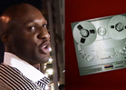 Lamar Odom 911 Call -- There's a White Substance On His Face (AUDIO)