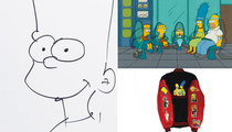 Sam Simon -- 'Simpsons' Treasure Trove Up for Auction (PHOTOS)