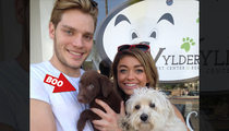 Sarah Hyland -- Straight Poop on My BF ... We've Got a New Addition!