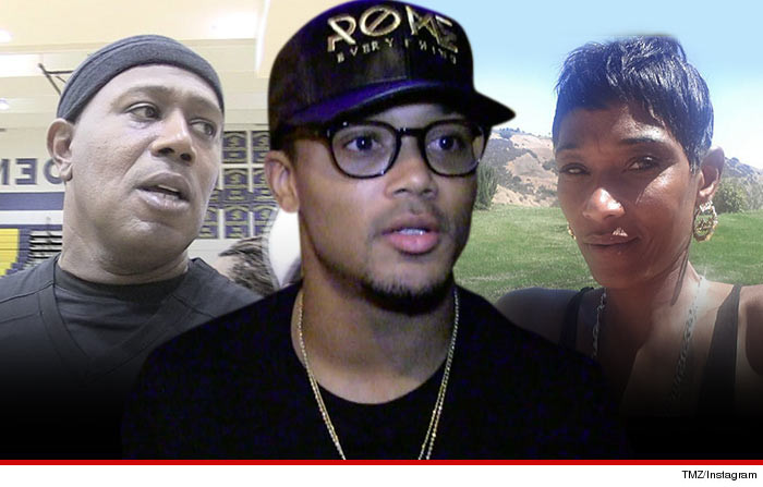 Master Ps Wife Sues Son Romeo Dad Using Our Son To Screw Me In