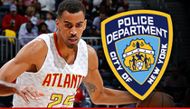 Thabo Sefolosha -- I May Not Sue NYC for $50 Mil