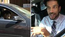 'American Idol' Star Corey Clark -- I'm An Uber Driver Now!!! (VIDEO)