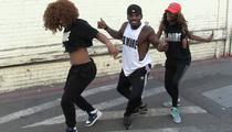 Drake -- Deserves His Own Dance After His 'Hotline Bling' Steps (VIDEO)