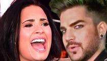 Demi Lovato Dumps Adam Lambert for Nick Jonas for World Tour