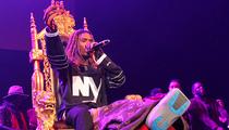 Fetty Wap -- Back Onstage ... Broken But Still the King (PHOTOS & VIDEO)