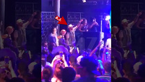 Backstreet Boys -- A.J. McLean Jammin' Out To BSB (VIDEO)
