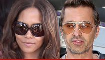 Halle Berry Files for Divorce From Olivier Martinez ... AGAIN!!!