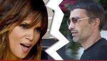 Halle Berry's Divorce Alias -- Hal Maria vs. Oliver Martin