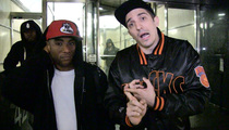 Charlamange Tha God -- Co-Host Enlists NBA Help ... To Punish Jay Williams