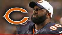 Jeremiah Ratliff Police Report -- Told Bears Staffers ... I Wish Your Kids Would Die