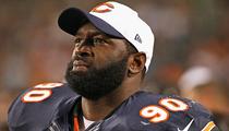 NFL's Jeremiah Ratliff -- I Don't Remember Threatening Anyone