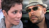 Halle Berry -- David Justice is Way Off ... She Never Said He Was Abusive
