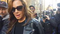 Leah Remini -- Backing Off the Tom Cruise Attacks (VIDEO)