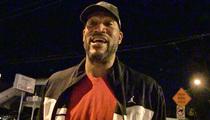 Ron Harper Defends Michael Jordan ... Kareem's Got Him All Wrong (VIDEO)